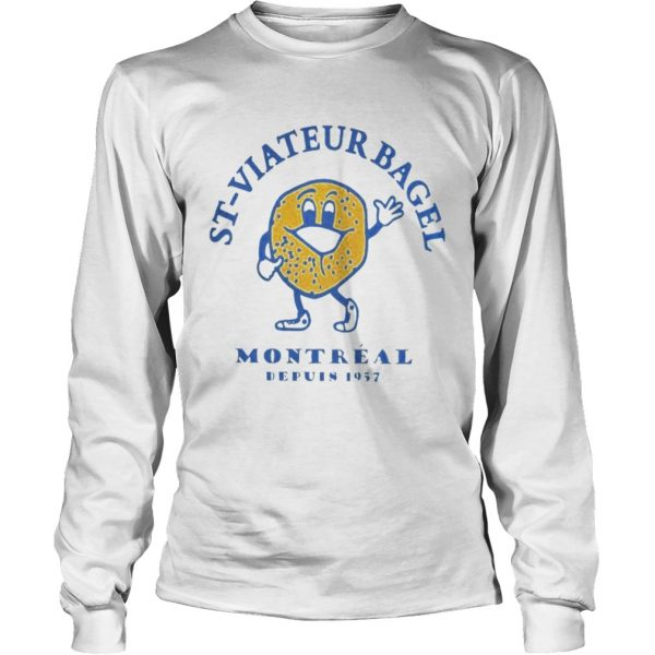 Bagels Are Booming  Long Sleeve