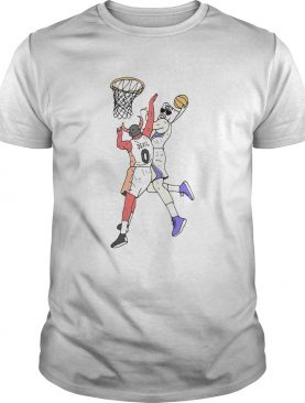 Dunking on devils Volleyball shirt
