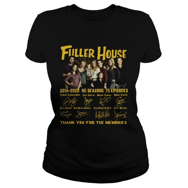 Fuller House 2016 2020 05 Seasons Thank You For The Memories  Classic Ladies