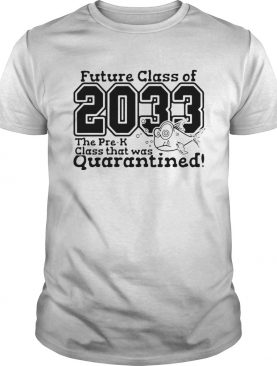 Kindergarten Class Of 2033 Fish Digital Cutting File PreK Quarantine shirt