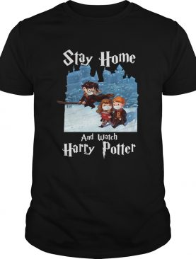 Stay Home And Watch Harry Potter Face Mask shirt