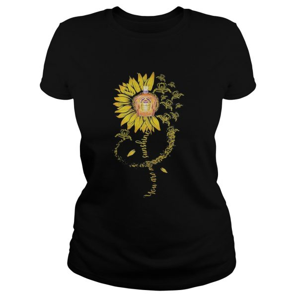 Sunflower crown royal you are my sunshine  Classic Ladies