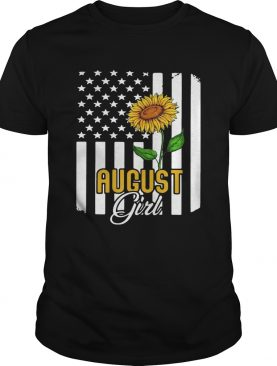 August Girl Sunflower shirt