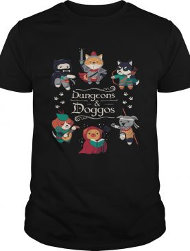Awesome Dungeons And Doggos shirt