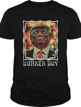 Bunker Boy Trump shirt