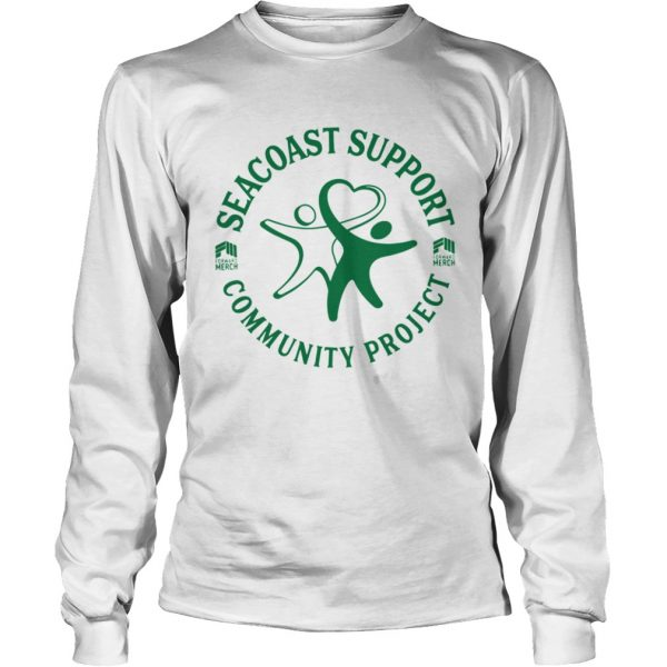Forward Merch Seacoast Support Community Project  Long Sleeve