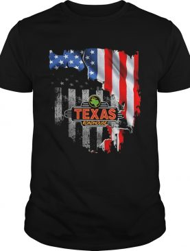 Texas roadhouse american flag independence day shirt