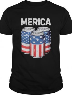 Merica Water Cans American shirt