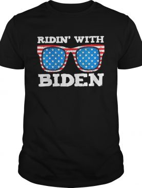 Nice Ridin With Biden Joe Supporter USA shirt