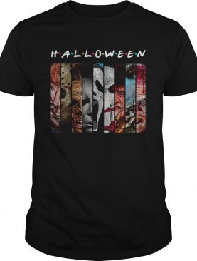 Happy Halloween With Scary Stuff shirt