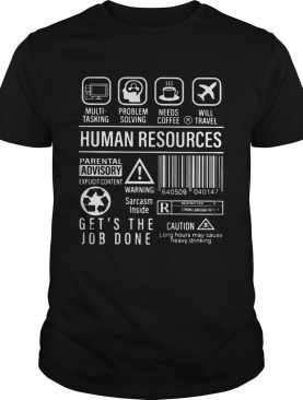 Human Resources Parental advisory explicit content Warning Sarcasm inside Gets the job done Cautio