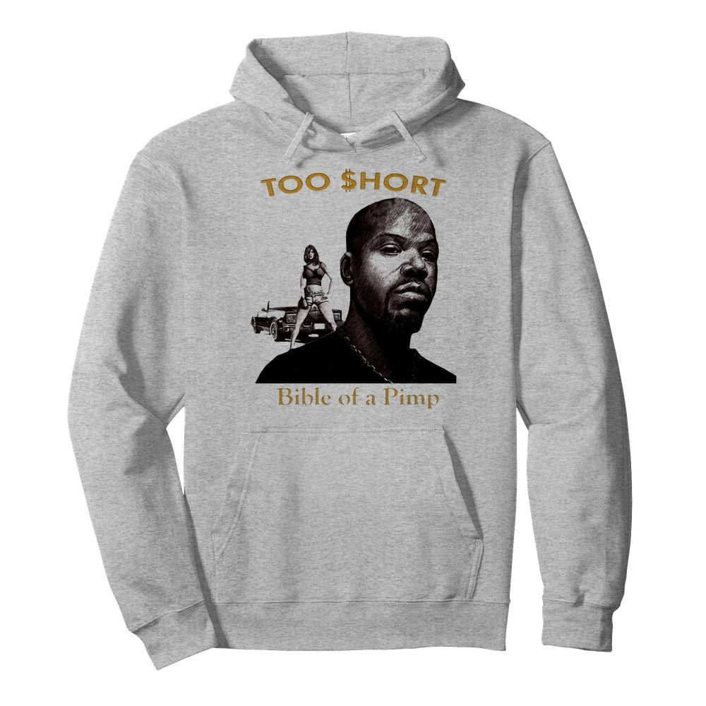 Too short shorty the pimp rare original promo poster  Unisex Hoodie