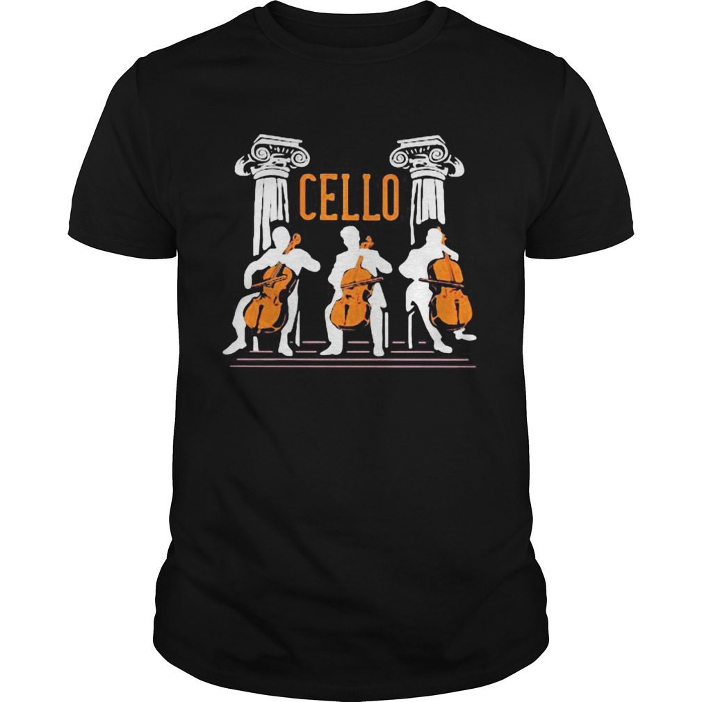 cello player  Unisex