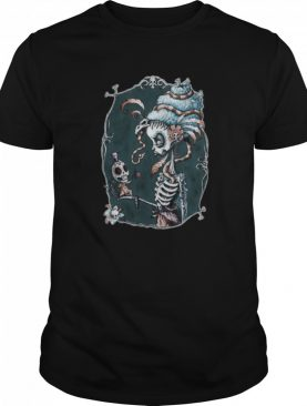 Love And Death Skeleton Day Of The Dead shirt