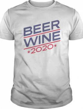 Beer Wine 2020 shirt