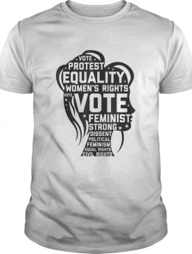 Feminist Empowerment Womens Rights Social Justice shirt
