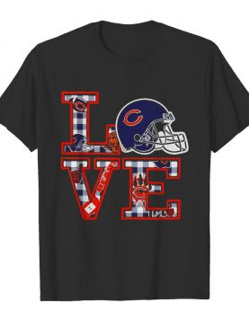 Love Chicago Bears shirt