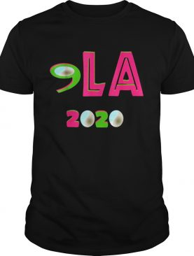 Comma LA 2020 AKA Vote Joe Biden Kamala Harris shirt
