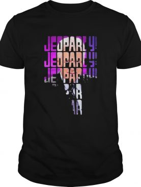 Jeopardy thanks for the memories alex trebek shirt