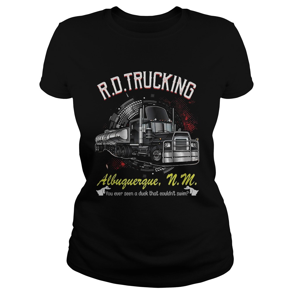 RD Trucking Albuguergue  Classic Ladies