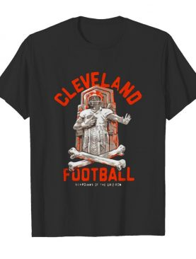 Cleveland Guardians Of The Gridiron shirt