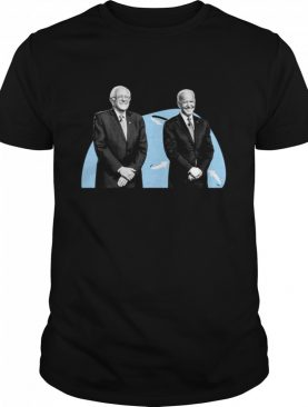 Joe Biden And Bernie Sanders shirt