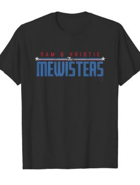 Sam and Kristie the Mewisters shirt