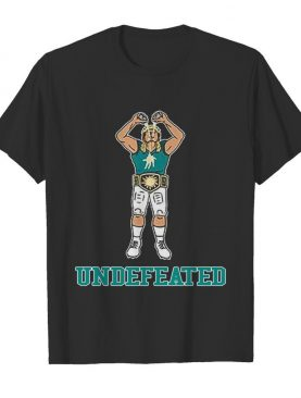 Undefeated Mullets shirt